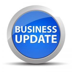 COVID19 business update