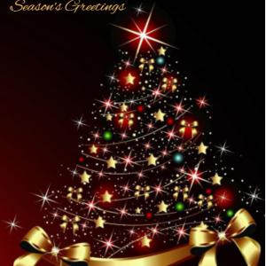 Season's Greetings & Christmas Closures